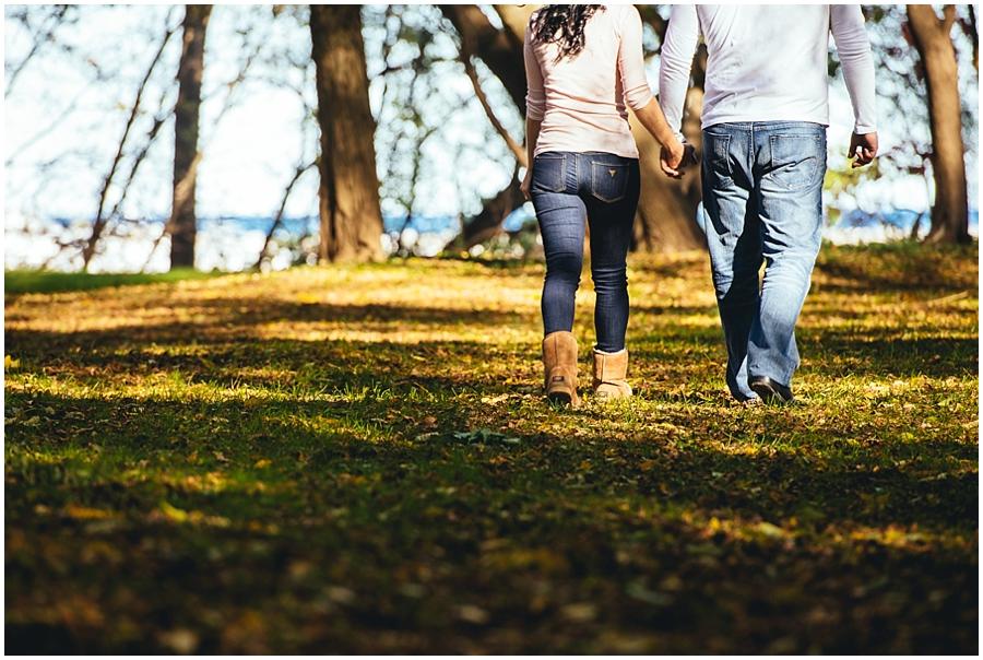 Oakville Engagement Session - Victoria & Mike