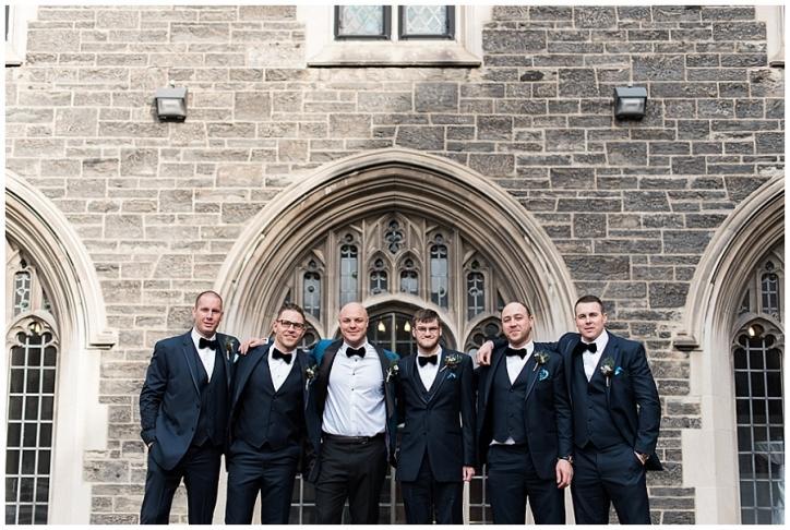 Toronto Hart House Wedding