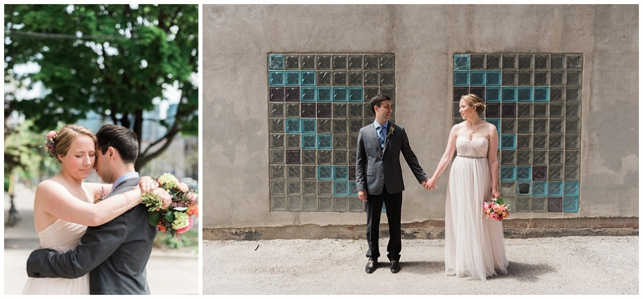 Le Select Bistro wedding photos, intimate toronto wedding photos, intimate wedding venues toronto