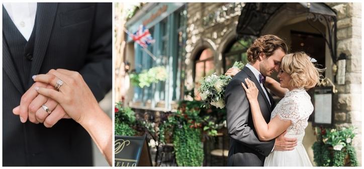 Toronto City Hall wedding, Barberian