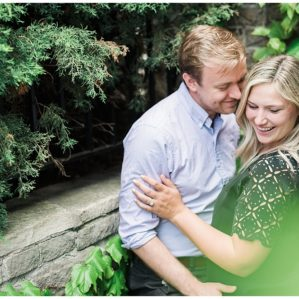 fun loving engagement session, Oakville engagement session, romantic engagement session, lakefront engagement session