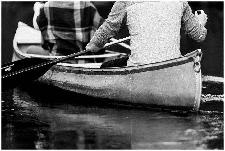 canoe engagement session, rockwood conservation area, romantic canoe engagement session, rockwood ontario, toronto wedding photographer, adventurous wedding photographer, adventure engagement session, free-spirited engagement session, water engagement session
