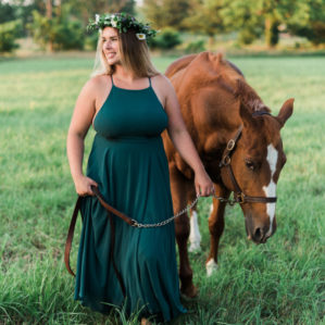 horse engagement session, horse engagement session photos