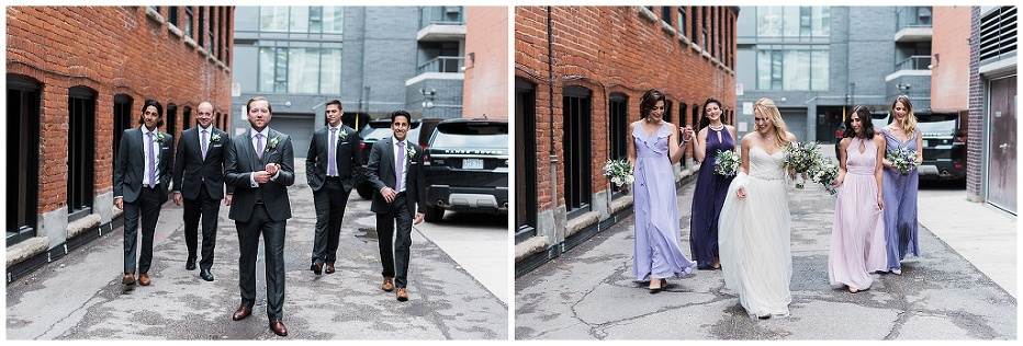the loft distillerty district wedding photos, cozy toronto wedding photos, confetti wedding photos, airbnb wedding, toronto wedding photographer, best toronto wedding photographer