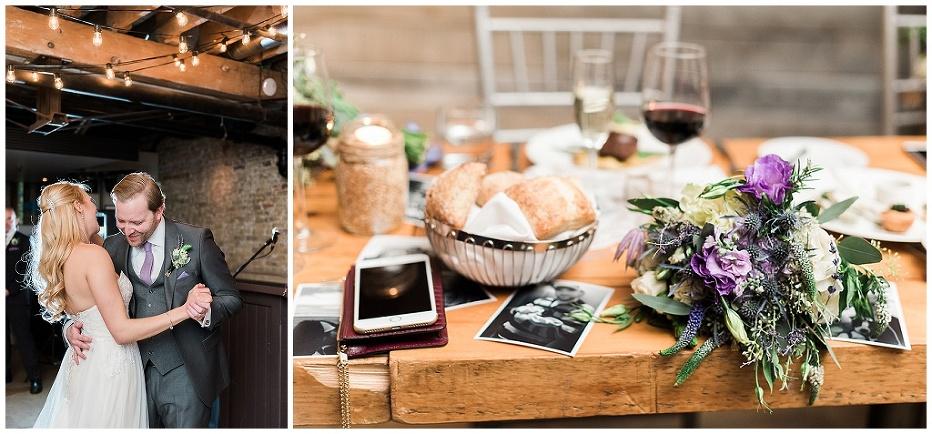 the loft distillerty district wedding photos, cozy toronto wedding photos, confetti wedding photos, airbnb wedding, toronto wedding photographer, best toronto wedding photographer, lavender wedding photos